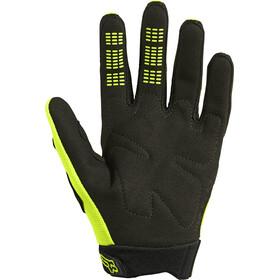 Fox Dirtpaw Handschuhe Jugend fluorescent yellow